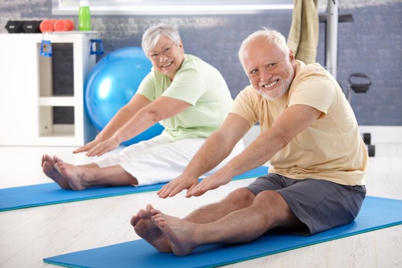 atividade física-para-idosos