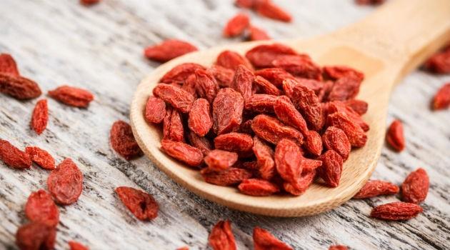 alimentos que evitam a anemaia - goji